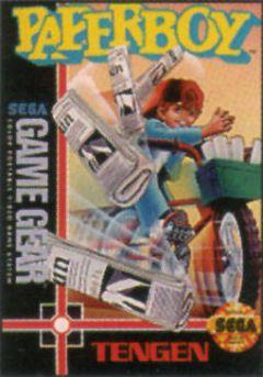 Jaquette de Paperboy GameGear