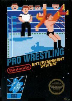 Jaquette de Pro Wrestling NES