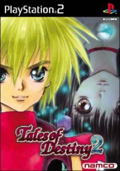 Jaquette de Tales of Destiny 2 PlayStation 2
