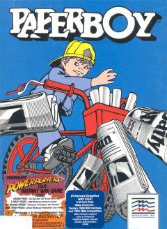Jaquette de Paperboy PC