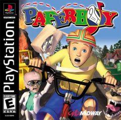 Jaquette de Paperboy PlayStation