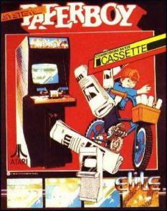 Jaquette de Paperboy Commodore 64