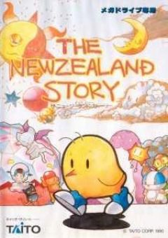 Jaquette de The New Zealand Story Megadrive