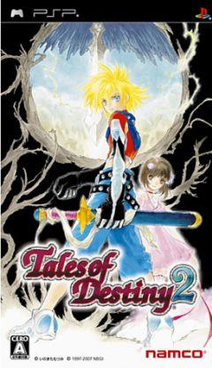 Jaquette de Tales of Destiny 2 PSP