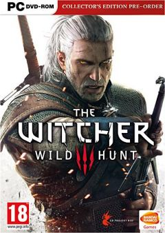 Jaquette de The Witcher III : Wild Hunt PC