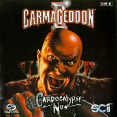 Jaquette de Carmageddon 2 : Carpocalypse Now PC