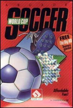 Jaquette de World Cup Italia' 90 Commodore 64