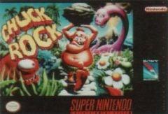 Jaquette de Chuck Rock Super NES