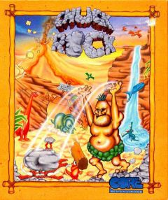 Jaquette de Chuck Rock Atari ST