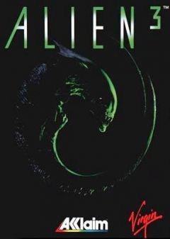 Jaquette de Alien 3 Commodore 64