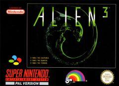 Jaquette de Alien 3 Super NES