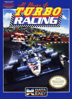 Jaquette de Al Unser Jr. Turbo Racing NES