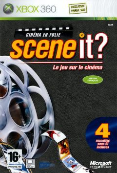 Jaquette de Scene It ? Xbox 360