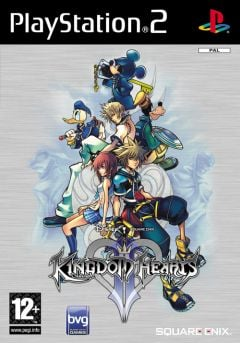 Jaquette de Kingdom Hearts II PlayStation 2