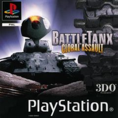 Jaquette de BattleTanx : Global Assault PlayStation