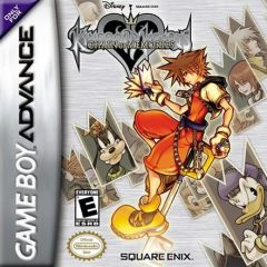 Jaquette de Kingdom Hearts : Chain of Memories Game Boy Advance