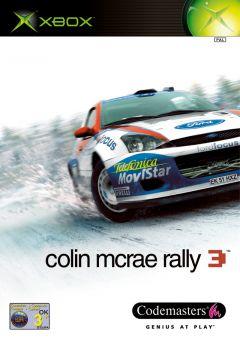Jaquette de Colin McRae Rally 3 Xbox