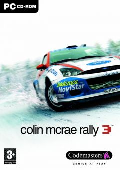 Jaquette de Colin McRae Rally 3 PC