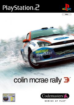 Jaquette de Colin McRae Rally 3 PlayStation 2