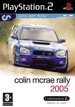 Jaquette de Colin McRae Rally 2005 PlayStation 2