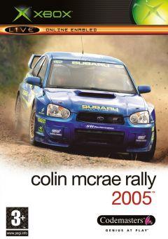 Jaquette de Colin McRae Rally 2005 Xbox