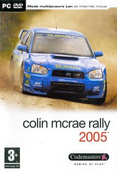 Jaquette de Colin McRae Rally 2005 PC