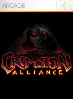 Jaquette de Crimson Alliance Xbox 360