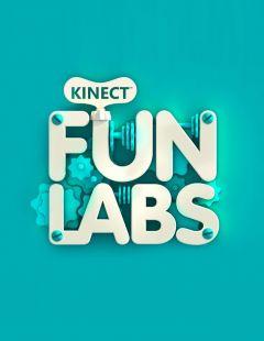 Jaquette de Kinect Fun Labs Xbox 360