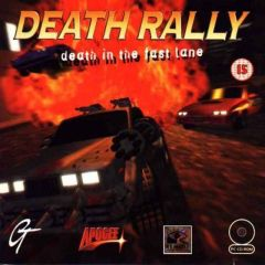 Jaquette de Death Rally PC