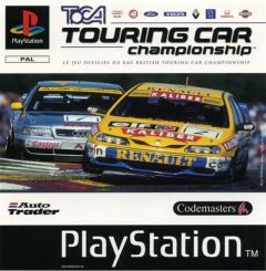 Jaquette de TOCA Touring Car Championship PlayStation