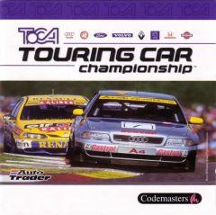 Jaquette de TOCA Touring Car Championship PC