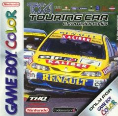 Jaquette de TOCA Touring Car Championship Game Boy Color