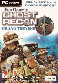 Jaquette de Tom Clancy's Ghost Recon : Island Thunder PC