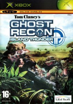 Jaquette de Tom Clancy's Ghost Recon : Island Thunder Xbox