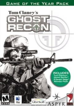 Jaquette de Tom Clancy's Ghost Recon Mac