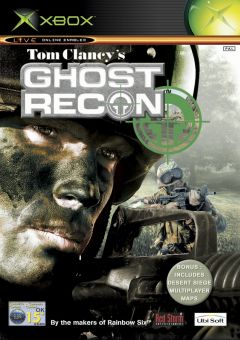 Jaquette de Tom Clancy's Ghost Recon Xbox