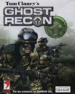 Jaquette de Tom Clancy's Ghost Recon PC