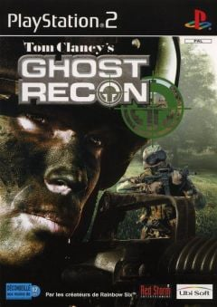 Jaquette de Tom Clancy's Ghost Recon PlayStation 2