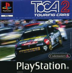 Jaquette de TOCA 2 Touring Cars PlayStation