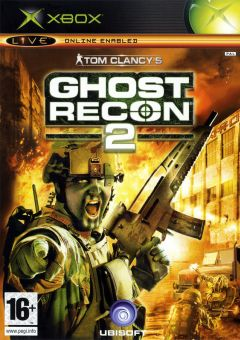 Jaquette de Tom Clancy's Ghost Recon 2 Xbox