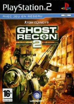 Jaquette de Tom Clancy's Ghost Recon 2 PlayStation 2