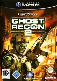 Jaquette de Tom Clancy's Ghost Recon 2 GameCube