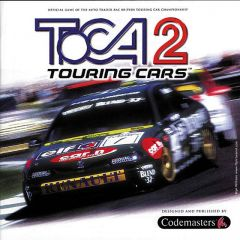 Jaquette de TOCA 2 Touring Cars PC