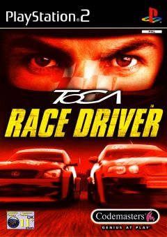 Jaquette de TOCA Race Driver PlayStation 2