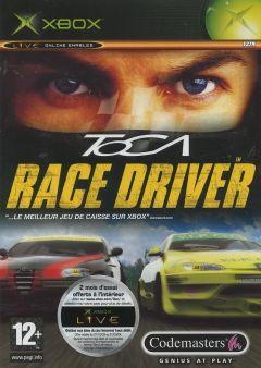 Jaquette de TOCA Race Driver Xbox