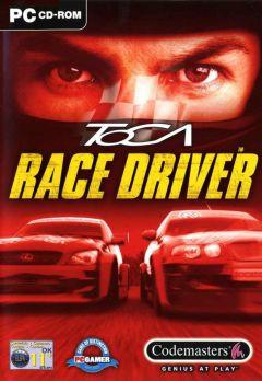 Jaquette de TOCA Race Driver PC