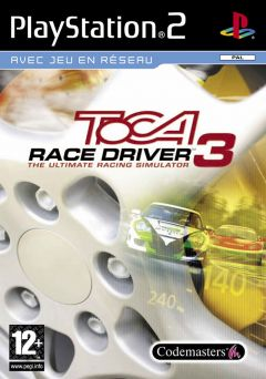 Jaquette de TOCA Race Driver 3 PlayStation 2