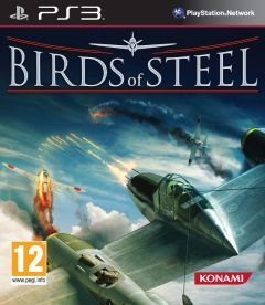 Jaquette de Birds of Steel PlayStation 3