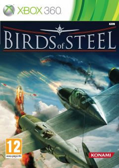 Jaquette de Birds of Steel Xbox 360