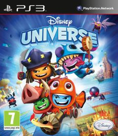 Jaquette de Disney Universe PlayStation 3